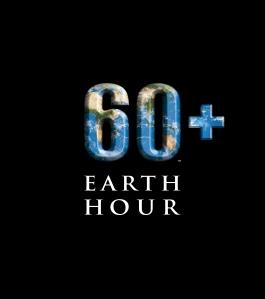 Earth Hour Digital Logo